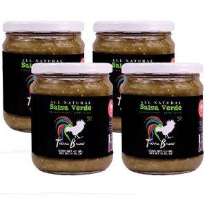 Salsa Verde Estilo Casera Tierra Brava